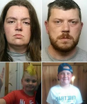 Parents Who Killed Their Two Sons And Tried To Kill Their Four Other Children Are Jailed For Life As It's Revealed They Are Siblings And Were In Incestuous Relationship