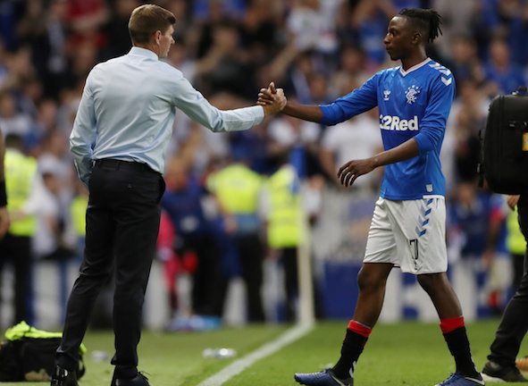 Gerrard Cancels Xmas Party For Aribo »